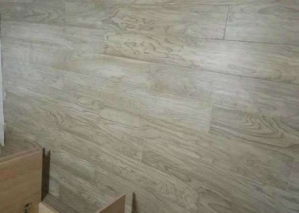 蒂亚兰榆木锁扣实木复合地板(新三层)SF95-1