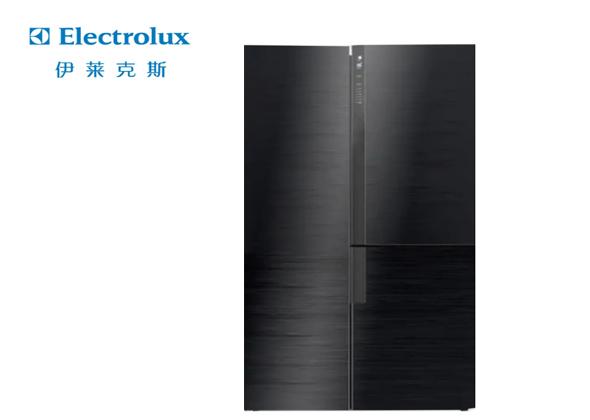 伊莱克斯 超薄冰箱