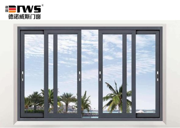 德诺威斯 断桥铝平移窗