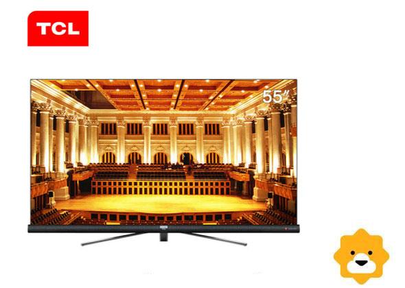 TCL55英寸电视