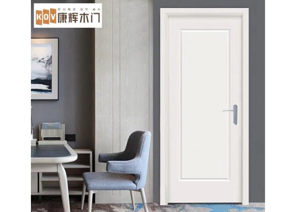 康辉木门 实木复合烤漆门