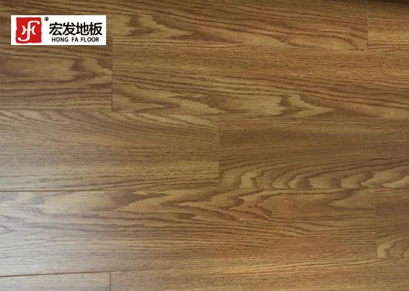 宏发地板 实木复合地板