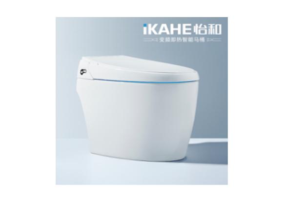怡和卫浴 御用系列无水箱智能马桶