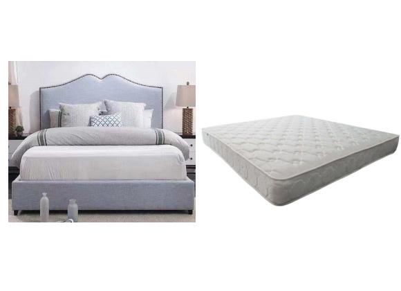 英伦高尔夫软床+床垫