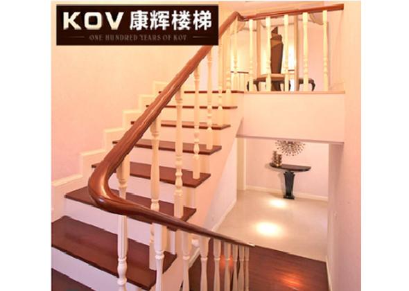 康辉地板 楼梯