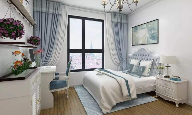 10平米臥室裝修效果圖,小戶型臥室裝修照樣可以美美噠