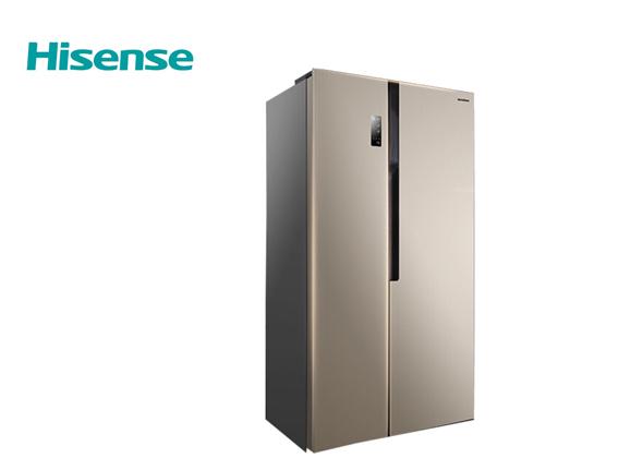 容声冰箱 对开门纤薄系列