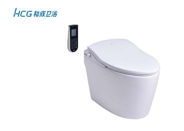 HCG和成卫浴  一体智能马桶