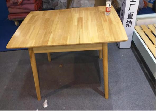 木缘家具 实木抽拉餐台