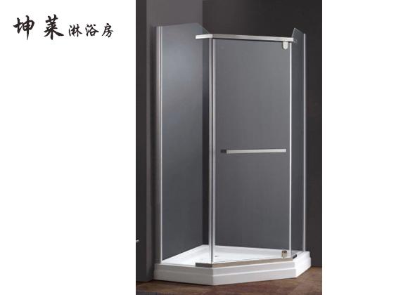 坤莱淋浴房 钻石型