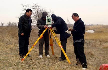 测量技术交底
