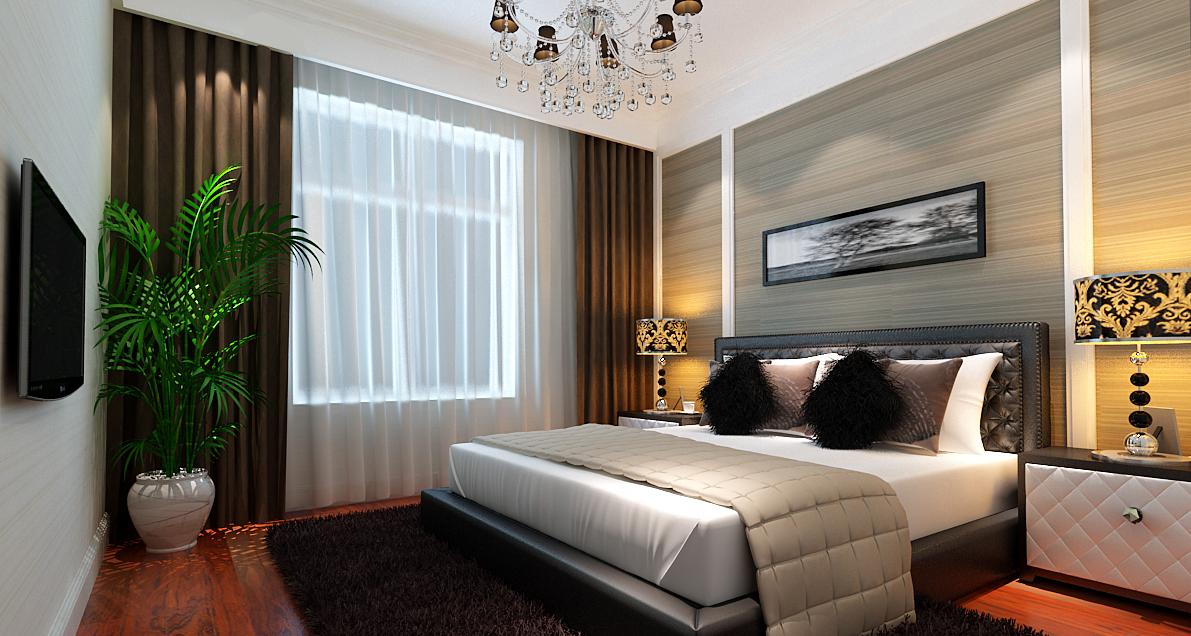 卧室风水3招床的摆放来提升财运的方法
