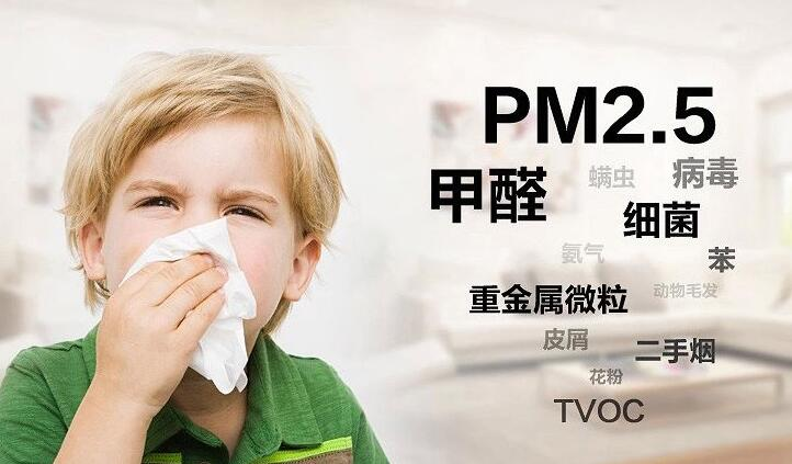 甲醛污染指数