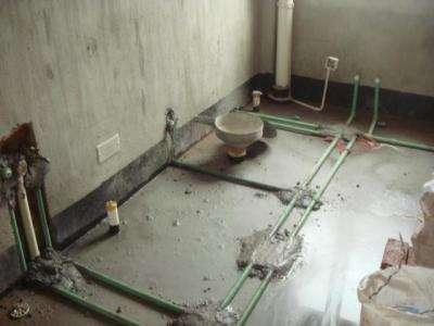 涂刷防水的施工与方法