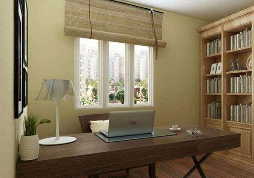 书房装修设计效果图