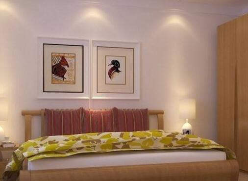 家居卧室装修设计效果图