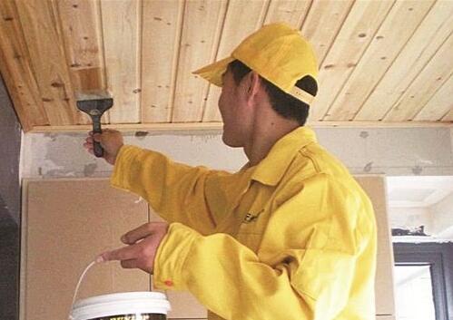 油漆涂刷施工的注意事项